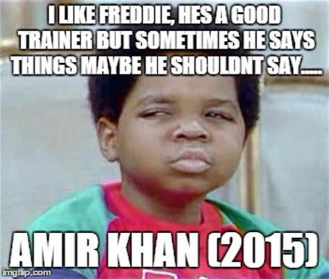 Meme Generator Khan - whatchu talkin bout willis imgflip