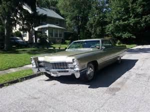 67 Cadillac Calais Sell Used 1967 Cadillac Calais Base Hardtop 2 Door 7 0l In