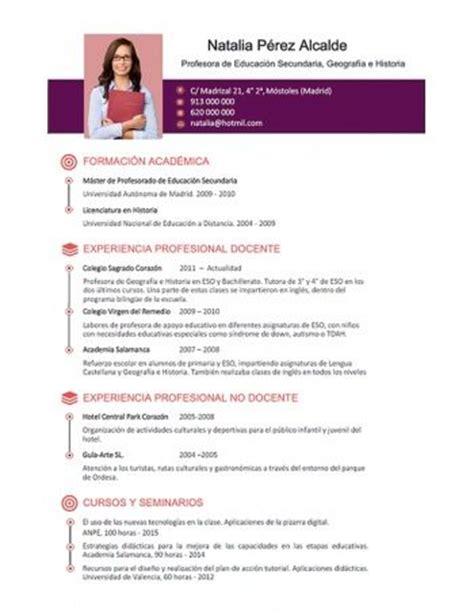 Plantillas De Curriculum Vitae Para Bachilleres 25 Melhores Ideias Sobre Enviar Curriculo Por Email No Modelo Para Curriculum