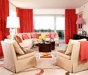 pink and orange decor feng shui interior design the tao of