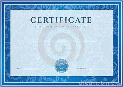 certificate scroll template certificate diploma template award pattern royalty free