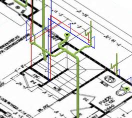 residential plumbing drawings images