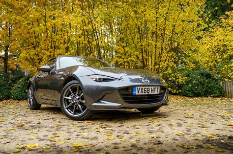 2019 Mazda Mx 5 Gt S by 2019 Mazda Mx 5 Rf 184ps Gt Sport Nav Review