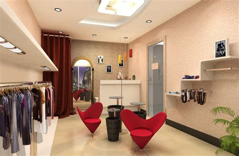 store interior designer small clothing store interior design