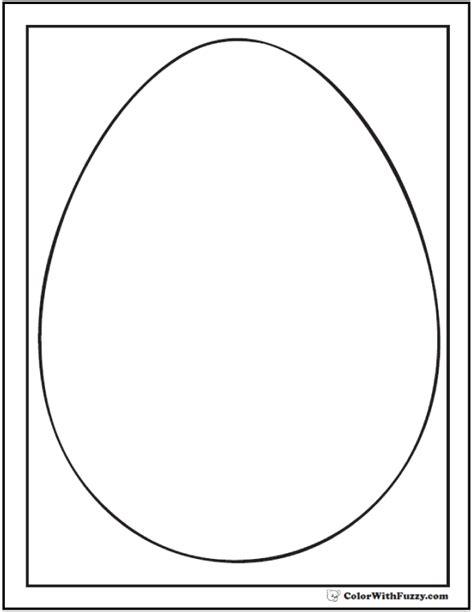 printable egg shapes egg shape coloring page murderthestout