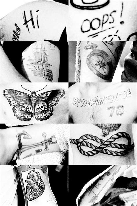larry matching tattoos best 25 larry tattoos ideas on one direction