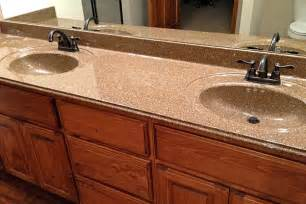 Ideas For Tops Of Kitchen Cabinets Bathroom Countertops Liberty Home Solutions Llc