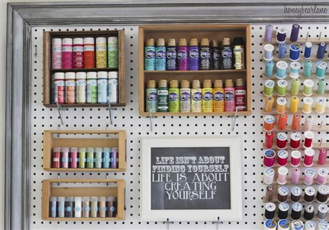 pegboard ideas extra large pegboard for craft room organization