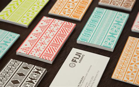 design graphics fiji fiji airways identity by futurebrand australia name card