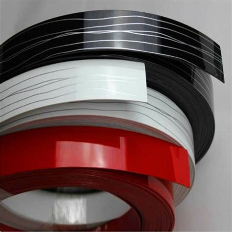 upholstery edging strip high quality plastic furniture abs edge banding from china