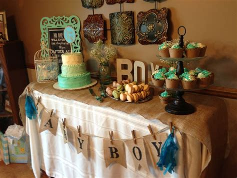 rustic baby boy shower baby boy shower guild blanton keep this in mind