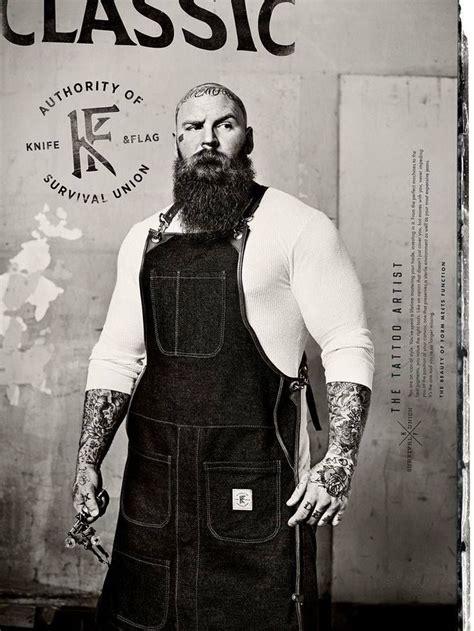 big tattooed ass big with a big beard bearded beards tattoos
