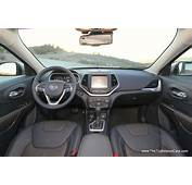 2014 Jeep Cherokee Limited Interior UConnect 84  The
