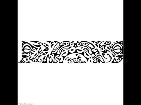 latest polynesian tattoo designs maori tribal armband tattoos designs jpg 1024 215 768