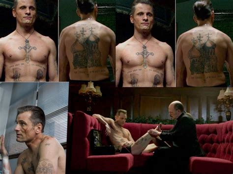viggo mortensen tattoos awesome viggo mortensen design on eastern promises
