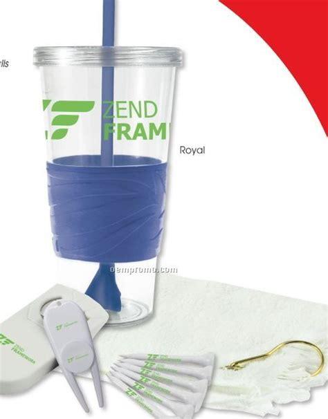 Bottle L Kits Wholesale by 24 Oz Revolution Golf Kit W Authoritee Golf Balls China