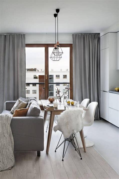 apartment esszimmer scandinavian apartment by agnieszka karaś kitchen
