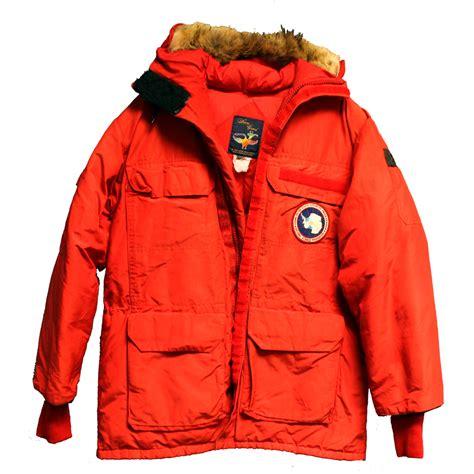 Rd Jaket Parka Army quot big quot canada goose parka worn in antarctica