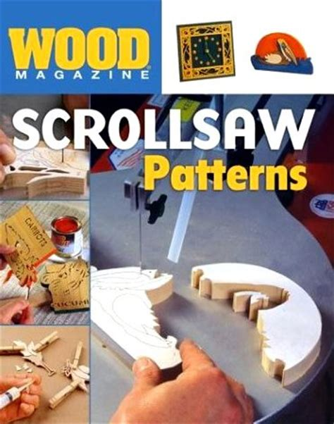 Wood Pattern Magazines | wood magazine scrollsaw patterns 187 digital magazines