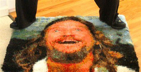 the dude rug big lebowski rug the awesomer