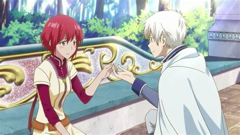 anime review snow white with the red hair heart of manga snow white with the red hair episode 13 15 review