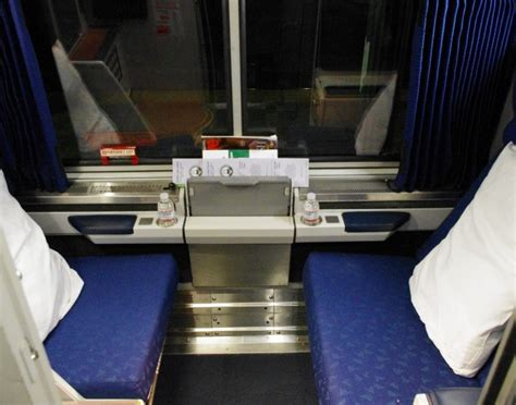 Amtrack Sleeper Car by Photos Amtrak Roomette Tour Amtrak