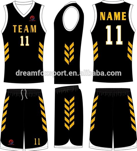 desain jersey simple digital sublimation youth sport apparel design basketball