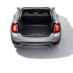 Fiat Accessories Fiat 500x Moulded Cargo Tray Official Fiat Uk Store
