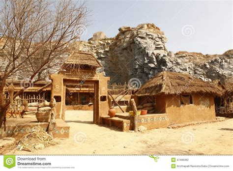 House Plans In Sri Lanka rural village home rajasthan india stock photo image