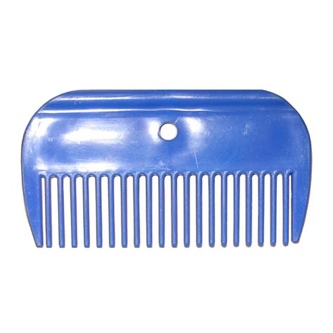 Plastic Comb comb mane plastic kent saddlery