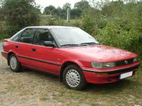 1991 Toyota Corrola File Toyota Corolla E9 1991 Jpg