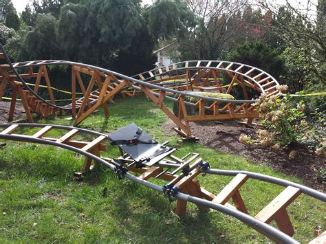 Backyard Rollercoaster by Backyard Roller Coasters Autodesk Gallery