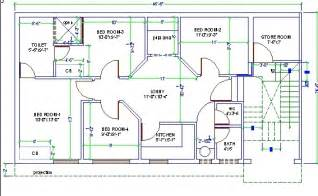 cad house 3d house design drawing 3 bedroom 2 storey perspective