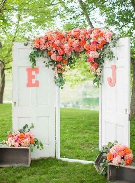 Garden Wedding Decoration Ideas Garden Wedding Ceremony Ideas Wedding Ceremony