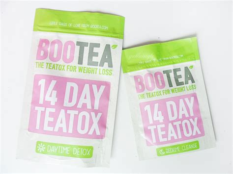 Bootea 14 Day Detox Reviews by Bootea 14 Day Teatox Nicolyl