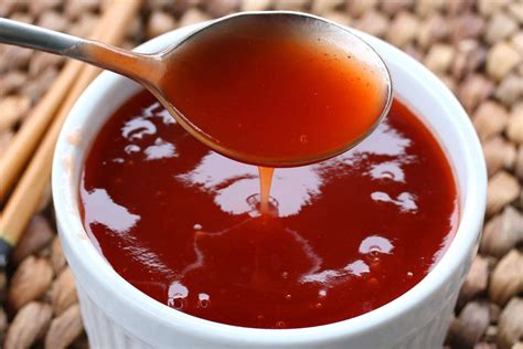 sauce recipe best sweet sour sauce the daring gourmet