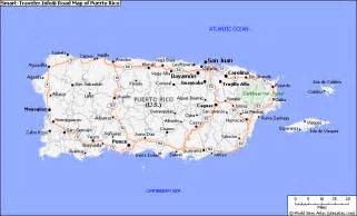 Puerto Rico Map Images by Puerto Rico Map Google Images