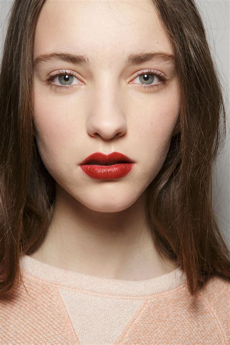 Fall Makeup Trends The Lip by Best Fall Makeup 2015 New Runway Makeup Trends For Fall 2015