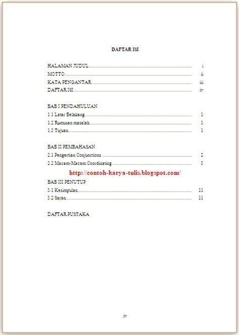 membuat makalah bahasa inggris contoh makalah bahasa inggris conjungtion verb