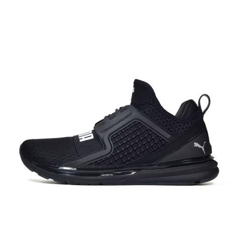 Harga Sneakers jual sepatu sneakers ignite limitless black original