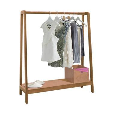 Rak Hanger jual livien furniture axelle standing hanger rak serbaguna