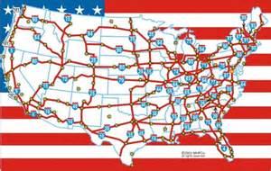 rebound road us highways versus interstates
