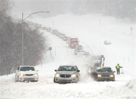 worst snowstorms in history dave kaup reuters