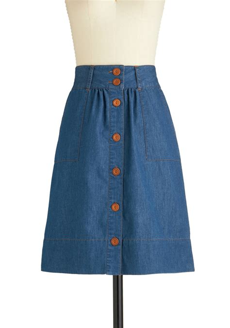 Aline Skirt a line skirt dressed up