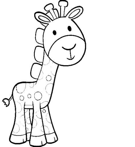 imagenes de jirafas animadas para dibujar 18 im 225 genes para colorear de jirafa im 225 genes para dibujar