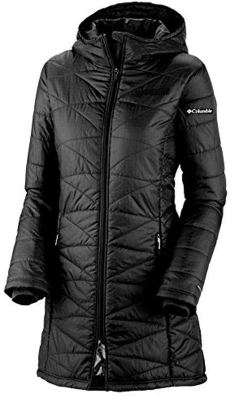columbia women s morning light omni heat long jacket coat puffer columbia women s morning light omni heat long jacket coat