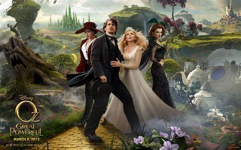 film fantasy in 3d oz the great and powerful 3d movie wallpapers hd