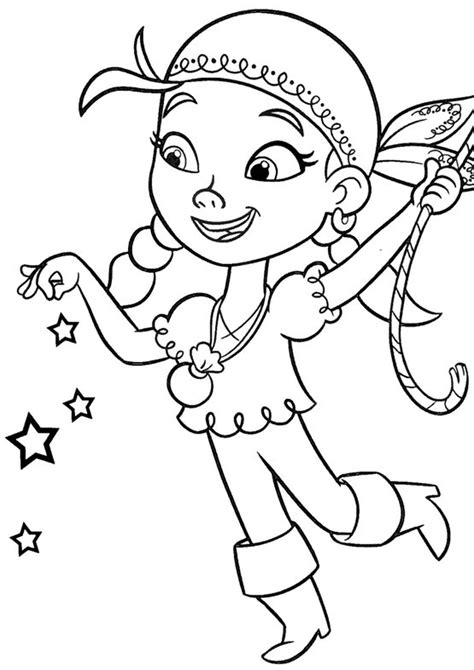 jake pirate coloring pages disney jake best free