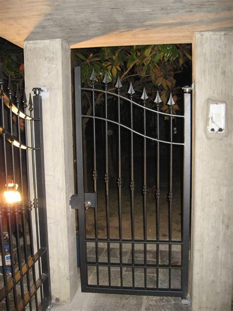 cancelli ingresso cancelli di ingresso besana in brianza mb bp il fabbro