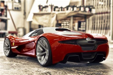 Ferrari Xezri Concept by Ferrari Xezri Concept Car Body Design